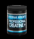RAW IRON® Professional Creatine+
