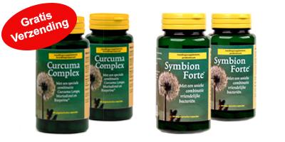 Symbion Forte® + Curcuma Complex Voordeelpakket
