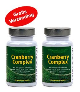 Cranberry Complex 2 pack