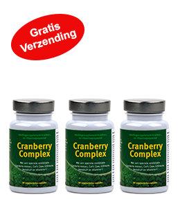 Cranberry Complex 3 pack