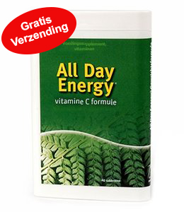 ALL DAY ENERGY vitamine C formule